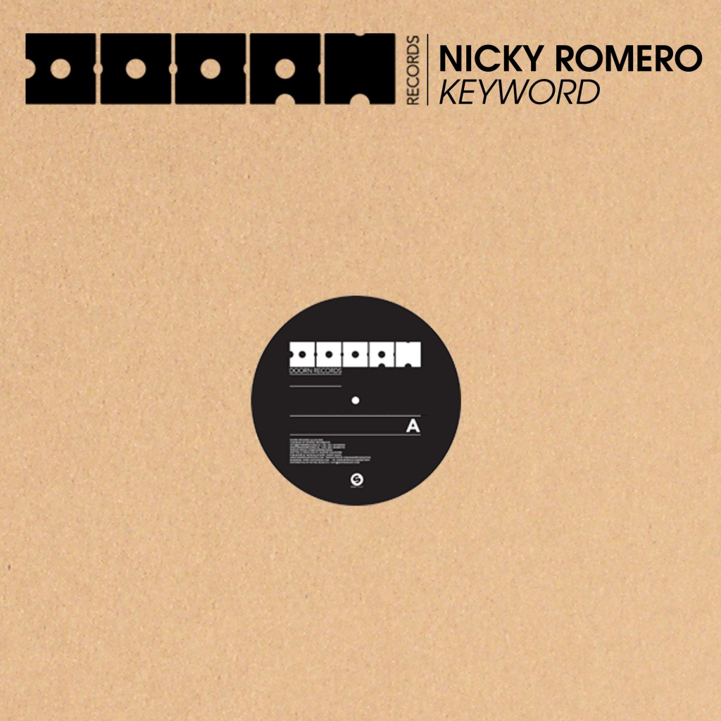Nicky Romero &#8211; Keyword (Original Mix)