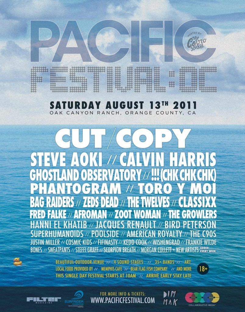 Pacific Festival OC 2011