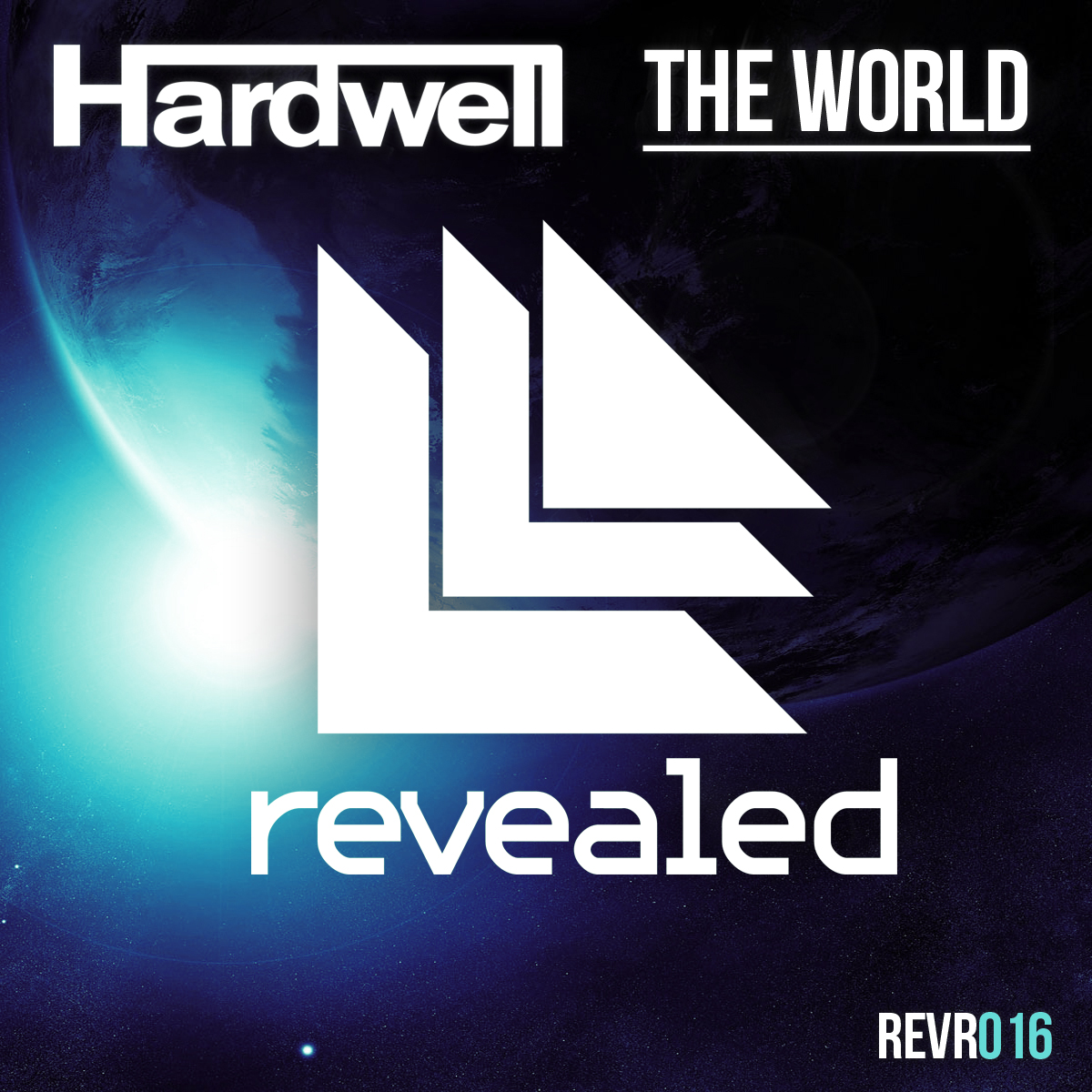 Hardwell &#8211; The World (Original Mix)