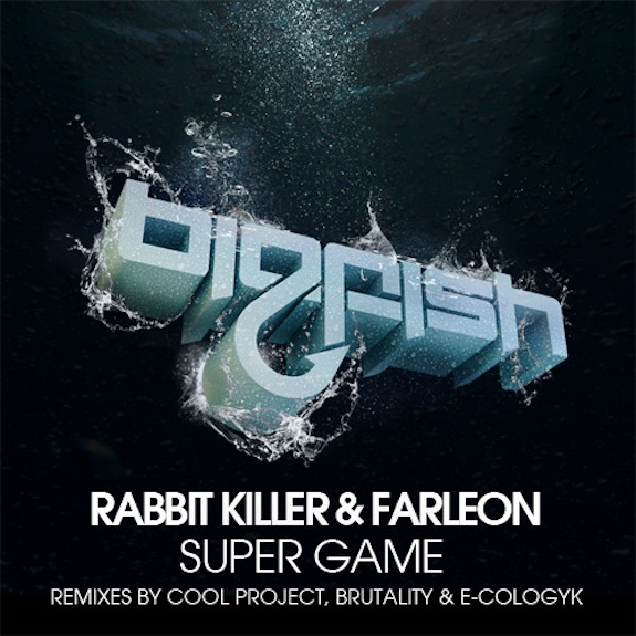 Rabbit Killer & Farleon – Super Game (Original Mix)