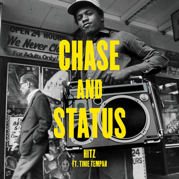 Chase & Status – Hitz feat.Tinie Tempah (Dillon Francis Remix)