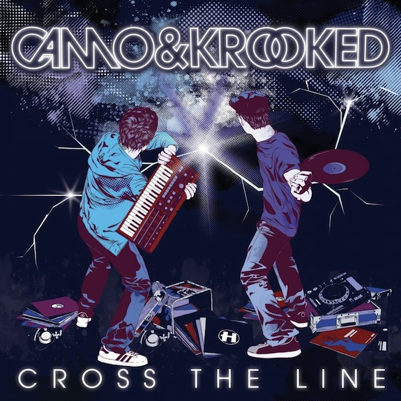 Camo & Krooked – Cross The Line (Special Edition)