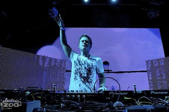 Fedde Le Grand To Support Coldplay In Concert Tonight!