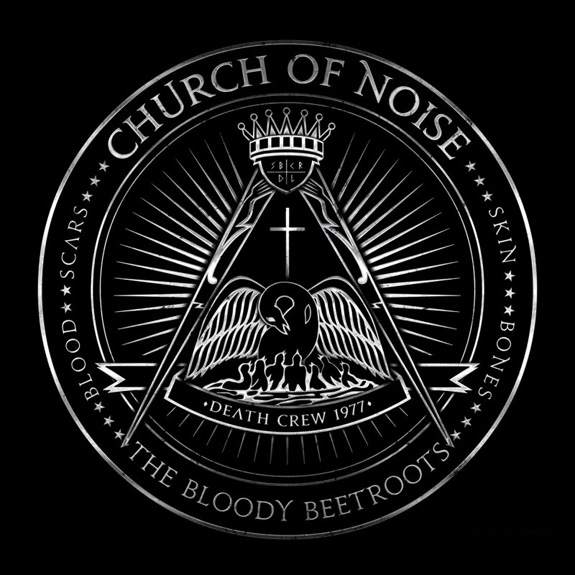 The Bloody Beetroots – Church of Noise (feat. Dennis Lxyzén)