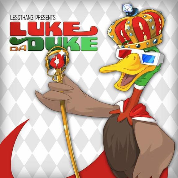 Luke Da Duke – Luke Da Duke EP