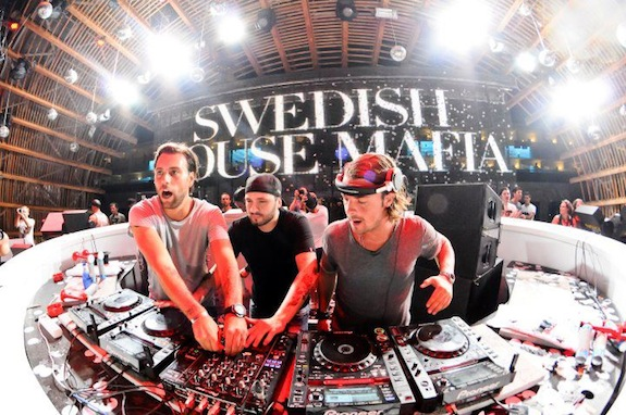 Swedish House Mafia Crushes MSG – Full Set & Download