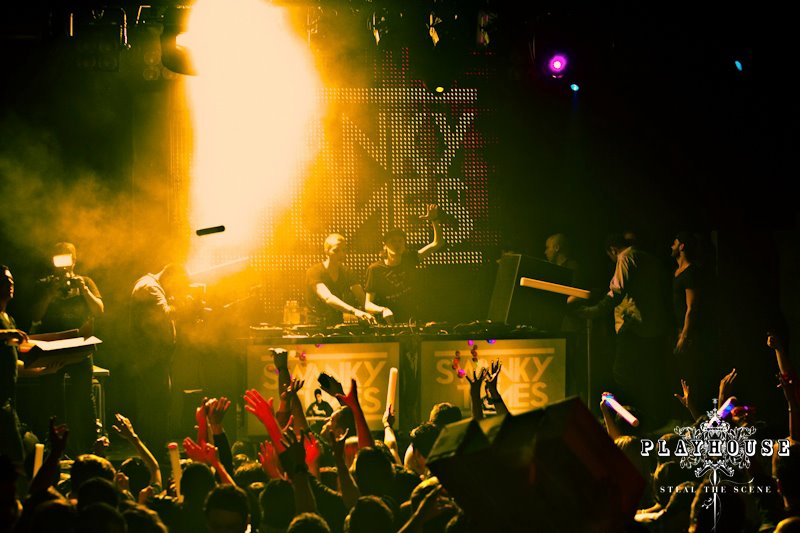 REVIEW: Swanky Tunes @ Playhouse – 2/10/12