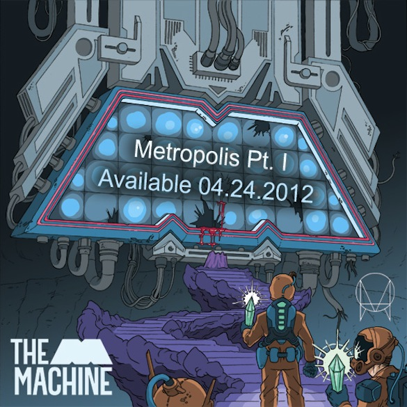 The M Machine &#8211; Metropolis Pt. I