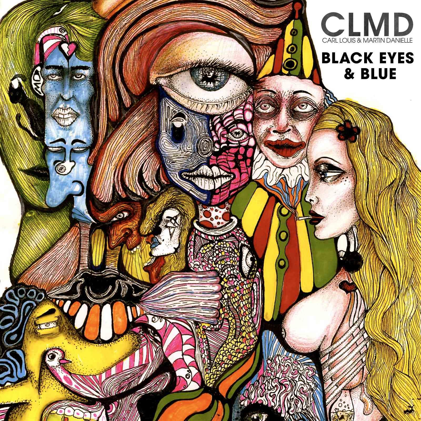 CLMD – Black Eyes & Blue (Original Mix)