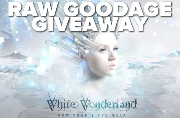 GIVEAWAY: 2 Tickets to White Wonderland 2012