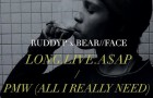 A$AP Rocky feat. ScHoolboy Q  PMW (All I Really Need) [Ruddyp Bootleg Edit]