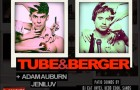GIVEAWAY: 5 Tickets to Polaroid Thursdays with Tube & Berger – 4/18/13