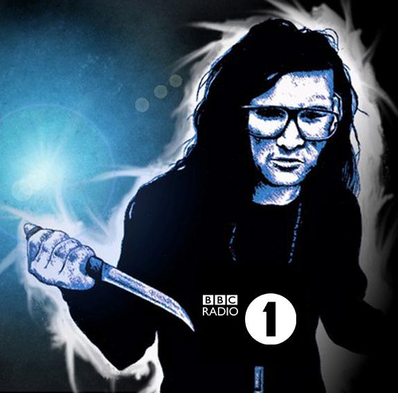Skrillex in Session – BBC Radio 1 Mix for Zane Lowe – 16/11/2011