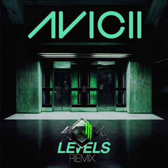 Avicii – Levels (Skrillex Remix)