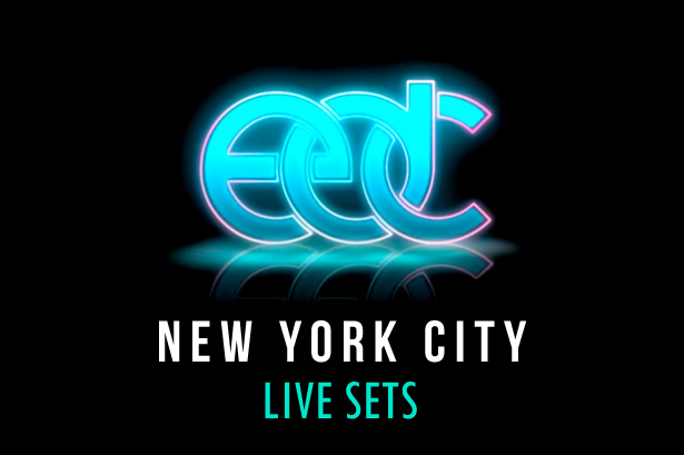 LIVE SETS: Electric Daisy Carnival New York – 2012